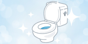 水洗トイレのリフォーム補助