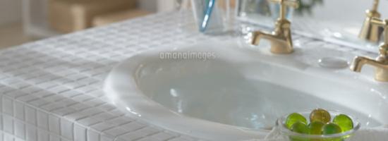 おしゃれな洗面所