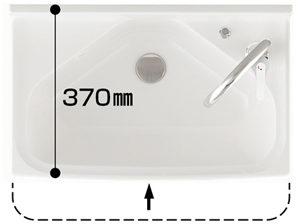 リクシルの洗面化粧台「リフラ」の特徴